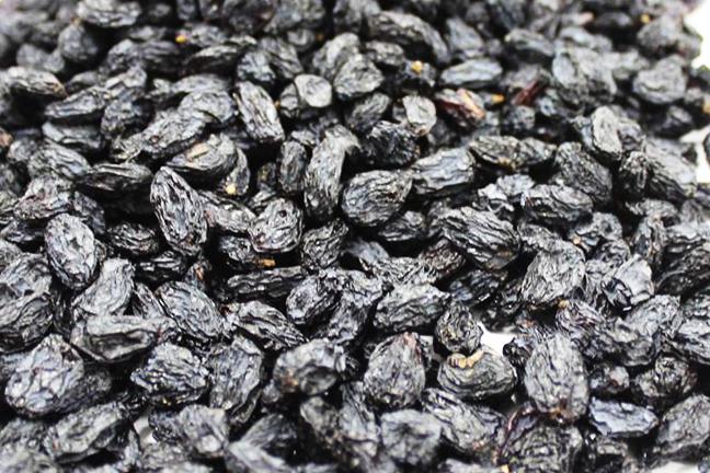 Blackcurrant raisins