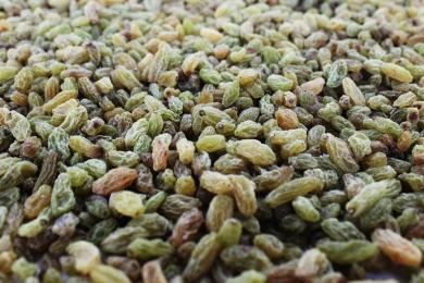 Xinjiang Green Raisin Sales