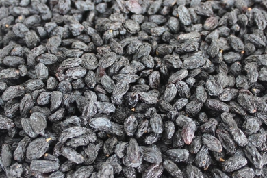 Blackcurrant raisins for sale