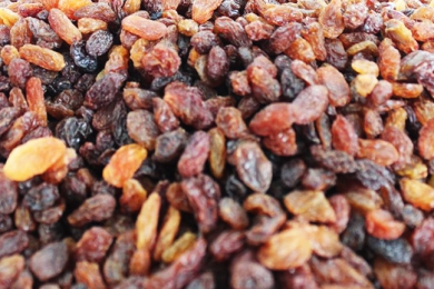 Red raisin wholesale