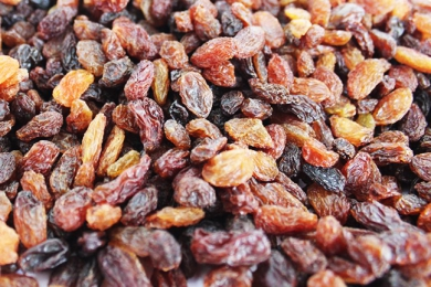 Red raisin manufacturer